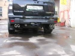 Tuning Chevrolet TrailBlazer